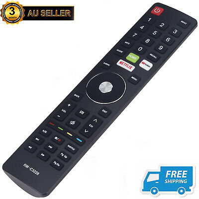 AU29.90 • Buy New RM-C3228 Replacement Remote For JVC TV LT-55N7105A LT-58N7105A LT-65N7105A