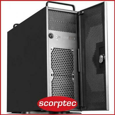 AU406 • Buy SilverStone RM42-502 Black 4U Rackmount Case, No PSU