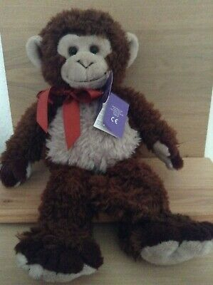 Charlie Bears Collectable Monkey • 9£
