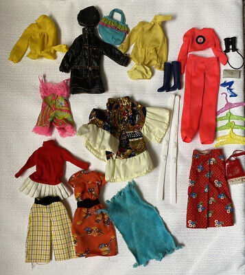 $ CDN10 • Buy Lot Of Vintage 1960's 70's Barbie Clothes