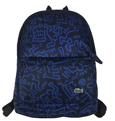 Lacoste X Keith Haring Canvas Backpack • 85.99£
