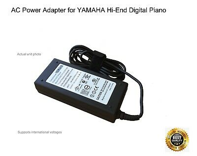 AC Adapter - Power Supply For Yamaha Arius YDP-S52 Digital Piano YDPS52 • 50.84£