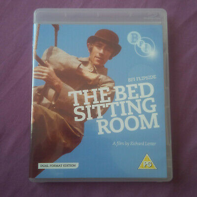 THE BED SITTING ROOM  Blu-ray + DVD BFI Flipside No. 1 Spike Milligan Goon Show • 2.20£