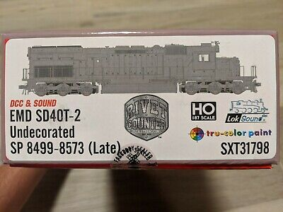 $ CDN346.68 • Buy Scale Trains Sd40t-2 Sound & Dcc Undecorated Ho New 31798