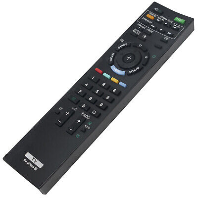 AU18.98 • Buy New RM-GD009 RMGD009 Remote For Sony Bravia TV KDL32EX500 KDL40EX500 KDL46EX500