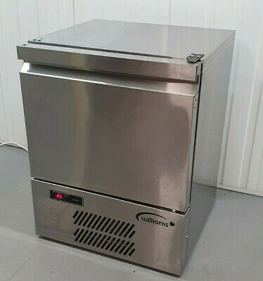 Williams Under Counter Fridge Stainless Steel Catering Chiller H5UC • 275£