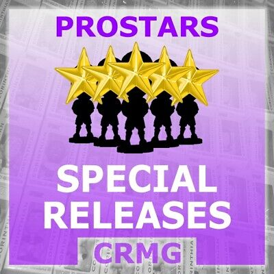 CRMG Corinthian ProStars SPECIAL RELEASES (choose From List) • 15£