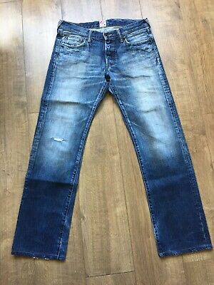 Mens Prps Jeans, Ink Wash, 32 X 32, Great Condition • 95£