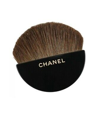 Brand New Chanel Flat Powder Or Highlighter Round Makeup Brush • 8£