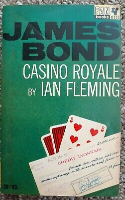 'Casino Royale'- Ian Fleming 18th Printing 1964 Vintage Pan Paperback X232 • 8.99£