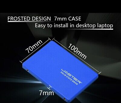 Jaster SSD 1TB 2.5 Inch Solid State Drive • 85.99£