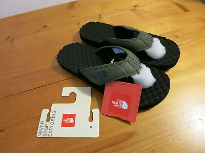 Mens The North Face Base Camp Ll Flip Flop/ Pool Shoe - Size 7 / 40.5 • 22.50£