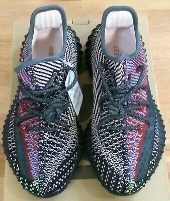 AU699 • Buy Adidas Yeezy 350 V2 Boost Size 6.5 US Yecheil Non Reflective New DS