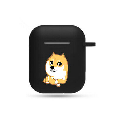 $ CDN6.05 • Buy HOT DOGE Airpods Couple Cover Bluetooth Earphone Case Protect Accessorie