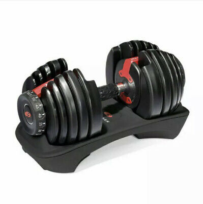 $ CDN466.69 • Buy NEW! Bowflex SelectTech 552 Adjustable Dumbbell (Single) **FAST SHIPPING**