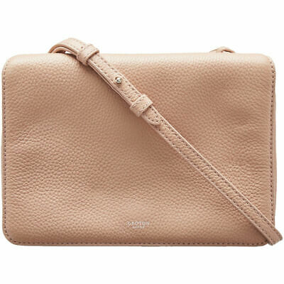 AU219.99 • Buy OROTON BYRON CROSSBODY BAG BISCUIT RRP$329 Womens Handbag New Brown Beige