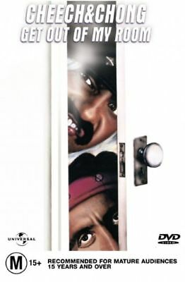 Cheech And Chong: Get Out Of My Room - DVD - 1985 WEED STONER MARIJUANA MOVIE R4 • 9.77£