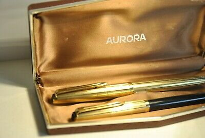 Two Pens Aurora 98 Vintage Made In Italy • 71.56£