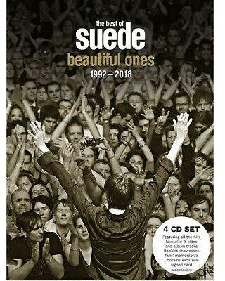 Suede - Beautiful Ones Deluxe CD Includes Signed Card 750 Only Sold Out • 55£