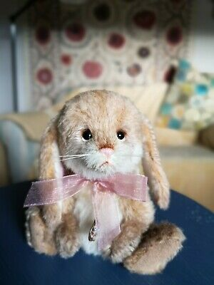 Charlie Bears Minimo Prairie Bunny 2020 Collection - Under RRP  • 85£