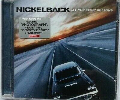 Nickelback - All The Right Reasons (2005) • 1.99£