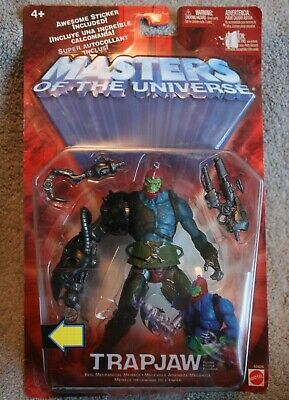 $44.99 • Buy MOTU 200X - Masters Of The Universe 200X - Trapjaw - NEW!
