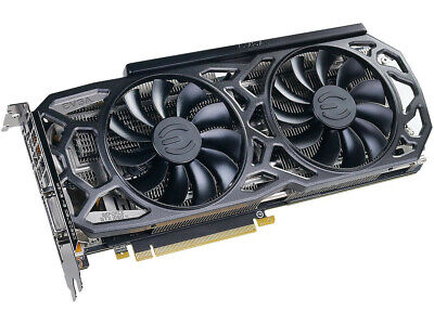 $ CDN426.69 • Buy EVGA GeForce GTX 1080 Ti SC Black Edition GAMING 11GB GDDR5X Graphics Card