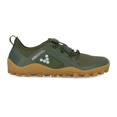 Vivobarefoot Primus Trail Sg - Olive - Uk10 - Mint Condition - Rrp £135 - Boxed • 51£