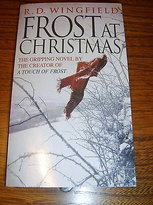 Frost At Christmas By R D Wingfield, (Paperback, 1992) • 0.99£