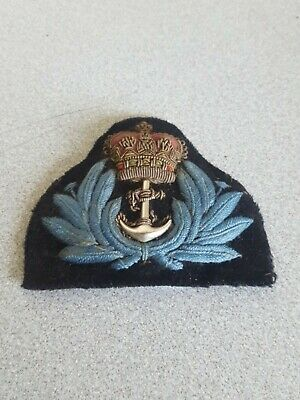 WRNS Officer's Cap Badge • 2.50£