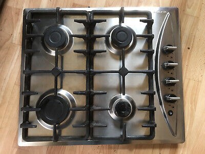 Baumatic Gas Stainless Steel Hob • 10£