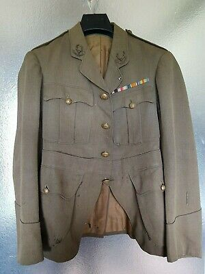 WW1 Tunic Of 2nd Lieut With Notice Of Commission And Gallantry Award • 1,100£