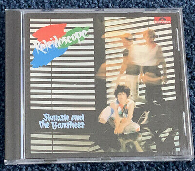 Siouxsie And The Banshees Kaleidoscope Cd 1989 • 2£