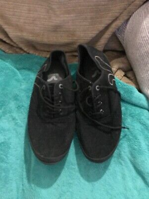 Mens Voi Jeans Pumps Size 10 Used  • 3£