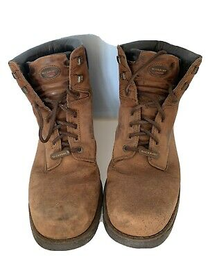 Mens Rockport Boots Size 9 • 5£