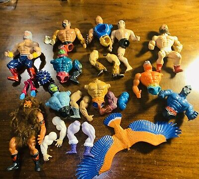 $9.99 • Buy Vintage Motu Masters Of The Universe Body Parts Lots 1980s Toys