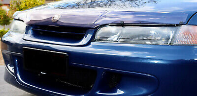 AU434.50 • Buy Genuine Holden HSV VR VS Front Bonnet Protector Tinted Smokey Commodore NEW GMH