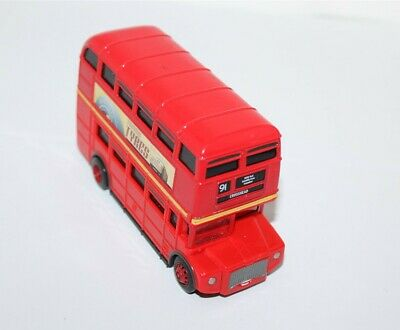 $ CDN14.73 • Buy Disney Pixar Cars Double Decker Bus Diecast Car Mattel 0541AZ