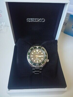 $ CDN29.66 • Buy Seiko SPB103 Prospex Sumo Diver Wristwatch BRAND NEW WITH BOX AND WARRANTY