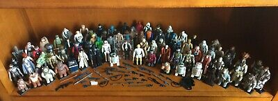 $ CDN1018.82 • Buy Vintage Star Wars. First 79 - AFA Solo - 4 Last 17's. 83 Different Figures! Wow.