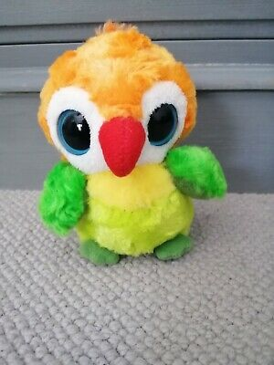 Yoohoo And Friends Aurora Parrot Soft Toy 13cm • 2.50£