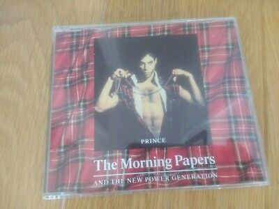 Prince - The Morning Papers - 3 Track Cd • 4.49£