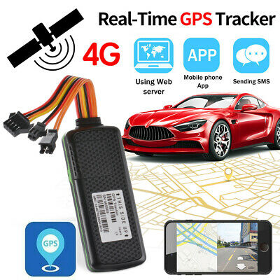 AU115.99 • Buy 4G GPS Tracker Car Truck Vehicle Caravan Anti Theft Tracking Device MA2033