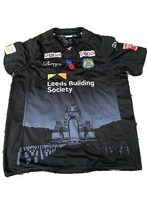 Leeds Rhinos Memorial  Rugby Training Top  XXL • 5£