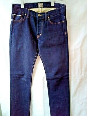 PRPS Selvedge W31 (more Like A 28 To 30) Donwan Harrell Japanese Denim Jeans  • 9.99£