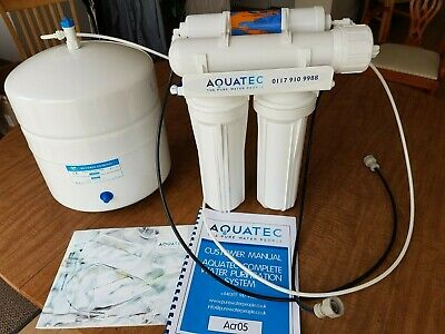 Complete Water Purification System (for Under Sink) By Pure Water People • 50£