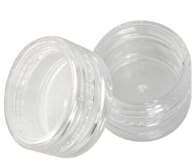 £9.99 • Buy Durable Plastic Sample Mini Small Bottle Container Pot Jar Cosmetic Tool 5ml