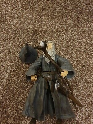Gandalf The Grey Action Figure  Lord Of The Rings  6  Scale LOTR • 4.99£