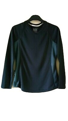 Womens Mountain Warehouse ISOCOOL Quick Dry L/S  BASE LAYER Sizes 8,10,12,18,20 • 4.99£