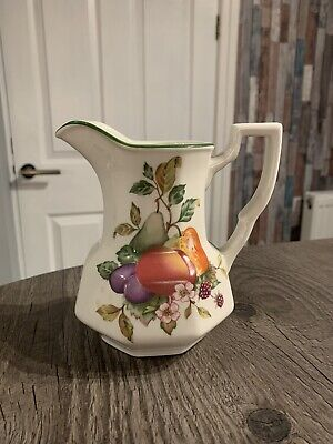 Johnson Brothers / Regal Collection Fresh Fruits Tall  Jug • 10£
